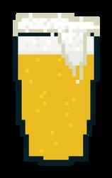 Beer by YukiNitta