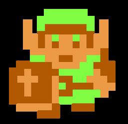 NES Link by YukiNitta