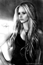 Avril Lavigne by Maguro88