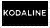 Kodaline Logo Stamp by EnigmaticBibliophile