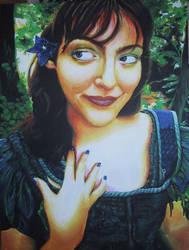 Impressionistic Self FINAL by MenagerieBreach