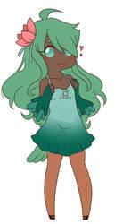 Flora Girl by YeetFleet
