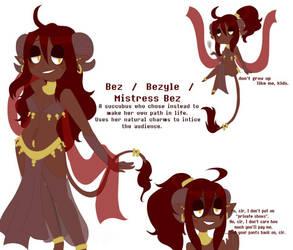Bez (OC) by YeetFleet