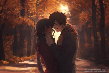 Fall in Love by Jabberwockyface