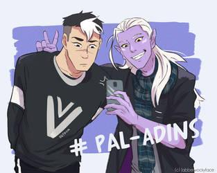 PAL-adins by Jabberwockyface