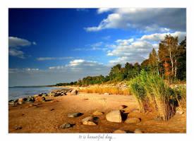 it is beautiful day... by Erni009