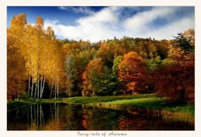 Fairy-tale of Autumn by Erni009