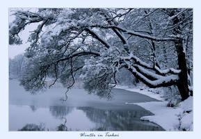 Winter In Trakai by Erni009