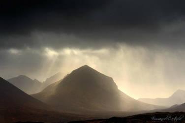 Scotland light by emmanueldautriche