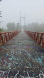Chaotic bridge by CodeNameEpic