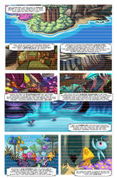 Sonic Sunshine Issue 1 Page 5 by SSJSophia