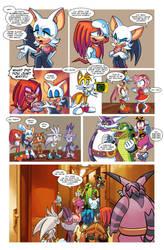 Sonic Sunshine Issue 1 Page 7 by SSJSophia