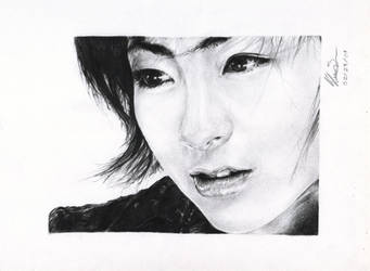 Hikaru Utada by x0SHiranai0x