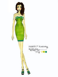 Project Runway: S1 Envy by shesgonepostal