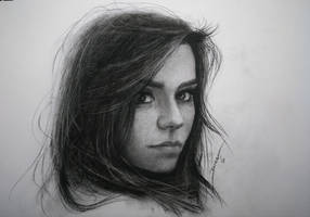 Young Woman by Weadme
