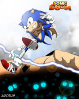 Sonic Boom by Arcitus