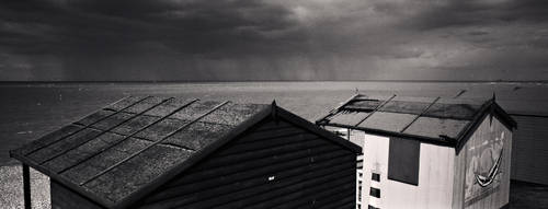 Tankerton Beach Huts by danhortonszar