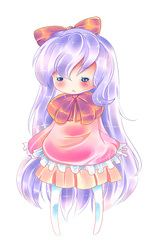-Commission - Doll style + colouring style 2 by Zuyu