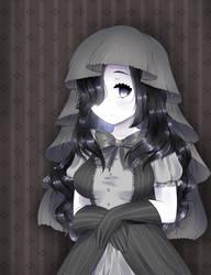 Morgana the cursed Lady -OC- by Zuyu