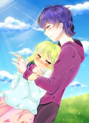 .:You are my sunshine:. by Zuyu