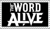 The Word Alive Stamp by SaintJimmy172