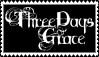 Three Days Grace Stamp by SaintJimmy172