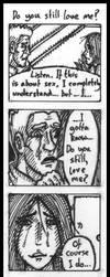 Do you still love me? by Tallisman-Rogue