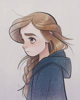 Evangeline by NatSmall