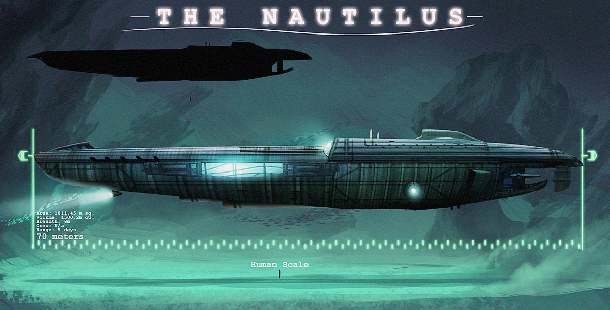 Nautilus: Final Design by Justinoaksford