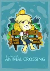 isabelle once more. by devi-san