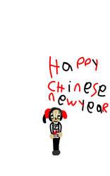Happy Chinese New year 2018 by DragonSlayerNatsu200