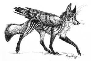 Kayli Illustration 1 by Falcolf