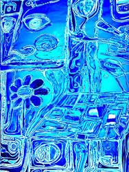 Cyber Ice Prince by Davidkessel