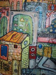 Network Neighborhood by Davidkessel