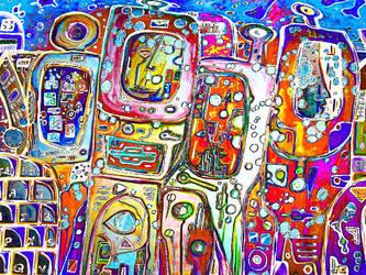 The Burst of the Techno Bubble by Davidkessel
