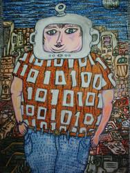 FAT Binary. by Davidkessel