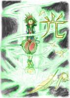 Hikari no Sora by MichaelMayne