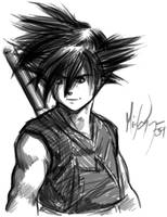 It's Goku... by MichaelMayne