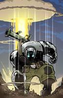 Atomic Robo by MichaelMayne