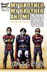 MBMBAM Origins cover by MichaelMayne