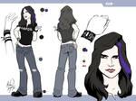 Character Design - Ellen by MichaelMayne