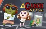 Ganon Style by MichaelMayne