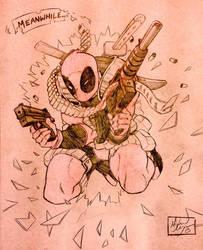 Deadpool by MichaelMayne