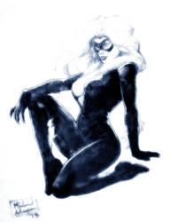Black Cat by MichaelMayne