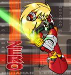 Zero a la MegaMan Legends by MichaelMayne