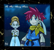 To Far Away Times  Crono+Marle by MichaelMayne
