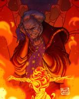 Hellfire by MichaelMayne