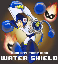 11 Get Equipped: Water Shield by RedBlueIsCool