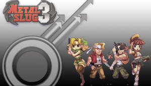 Metal Slug 3 Wallpaper by subotaix08