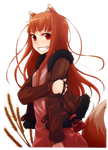 Horo Render by LightAngelFaye